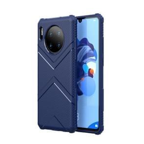 For Huawei Mate30 Diamond Shield TPU Drop Protection Case(Blue)