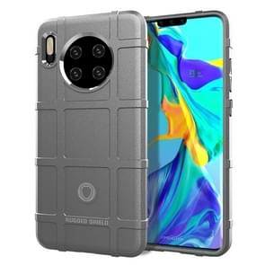 For Huawei Mate 30 Full Coverage Shockproof TPU Case(Grey)