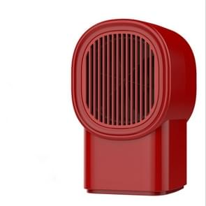 Home Heater Dormitory Small Silent Hot Air Blower(Red)
