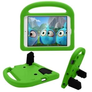 For iPad 4/3/2   Sparrow Design Shockproof Kids Friendly EVA Case(Green)