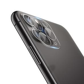 1 stk ENKAY Hat-Prins 9H achterste camera lens gehard glas film volledige dekking beschermer voor iPhone 11 Pro/11 Pro Max