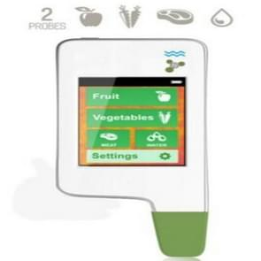 Greentest 2 Food Environmental Safety Detector For Nitrate Residues In Vegetable, Fruit And Meat
