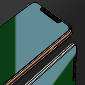 For iPhone 11 Pro/iPhone XS/X mocolo 0.33mm 9H 3D Curved Anti Blue-ray Tempered Glass Film