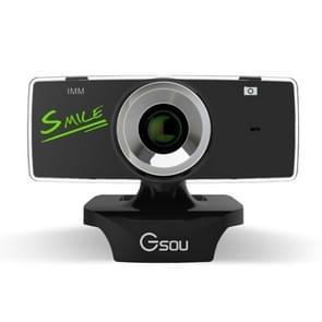 B01 HD Webcam ingebouwde microfoon Slimme webcamera USB Streaming Live Camera met ruisonderdrukking