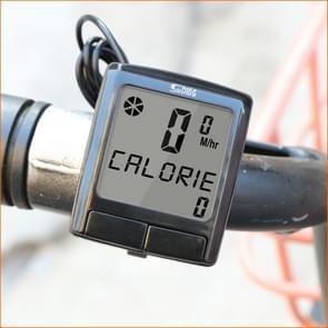 SUNDING SD-565B Wireless Waterproof Fiets Computer Speedometer MTB Cycling LCD Digital Display Odometer Stopwatch