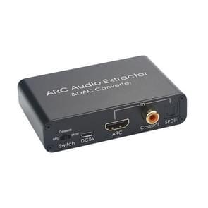 HDMI Audio Return Channel & DAC Audio Converter