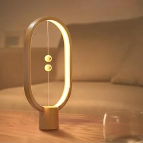 Evenwicht Lamp LED nachtlampje USB aangedreven slaapkamer Office tabel nacht Lamp roman licht Home Decor verlichting binnen