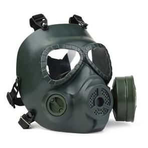 M04 Gas Mask Use For Tactical Competition Dummy Gas Mask Wargame Cosplay Mask(Army Green)