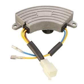 3500 Watt Generator AVR Automatic Voltage Regulator Rectifier AVR 250V 220uF Aluminum Base cover 6 wires