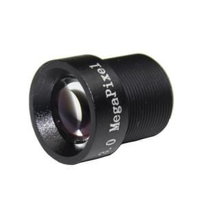 Weesee 3MP 12mm M12 26.2 mate horizontale kijkhoek  F2.0 vaste Lris IR Board CCTV Lens voor HD-Camera beveiliging
