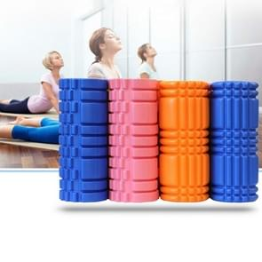 JH2104 Foam Hollow Yoga Column Spierontspanning Fitness Roller Shaft  Random Color Delivery (33cm)