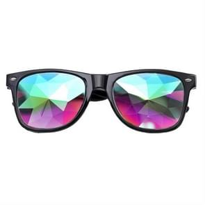 Square Kaleidoscope Sunglasses Fashion Party Glasses