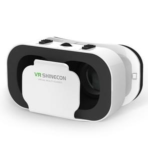 VR Glasses Shinecon 5th Generations VR Glasses 3D Virtual Reality Glasses Lightweight Portable Box For 4.7-6.0 Inch Mobile Phone
