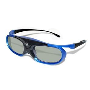 Actieve sluiter oplaadbare 3D bril ondersteuning 96HZ/120HZ/144HZ voor XGIMI Z4X Z5 H1 JmGo G1 G3 x1 BenQ Acer & DLP LINK projector