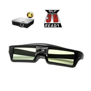 3D DLP-Link active glasses eyewear for BenQ Z4/H1/G1/P1 LG,NUTS,Acer,Optoma DLP-LINK projectors