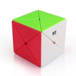 Alien Rubik's Cube Kinder puzzel Fun Toy (kleur)