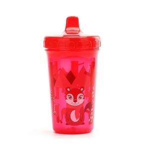 3 PCS Baby Infant Leak Proof Cup Training Drinking Cup(Red)