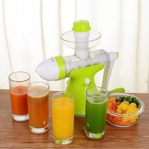 Hand Press Juicer Ice Cream Squeezer Manual Orange Juice Extractor DIY Fresh Fruit Vegetable Machine Blender