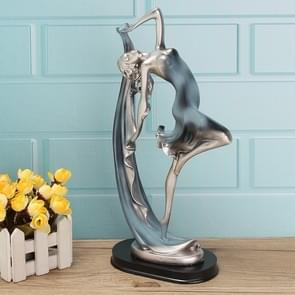 Graceful Ballet Girl Dancing Dancer Figurine Home Decor Craft Art Gifts