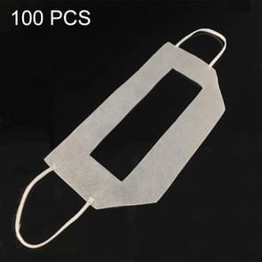 100 stuks wegwerp hygiënische oog masker VR Pad doek voor Htc Vive /PRO Headset