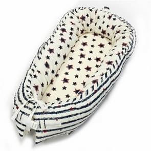 80 * 50cm Portabel Baby Bed pasgeboren Nursing Bionic Bed wieg Cot Baby slapen artefact Bed reizen Bed Bumper(BY-2024)