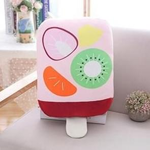 Ice Cream Stick Plush Toy Summer Decor Pillow Kids Toy(Mix fruits)