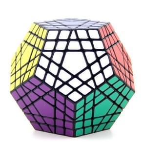 Dodecaëder gevormde Rubik kubus kinderen educatief speelgoed