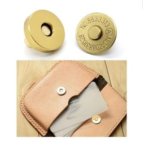 10 PCS 18mm Bagage Hardware Invisible Super Strong Magnetic Buckle