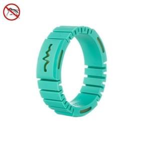 UFO Mosquito Repellent Bracelet Outdoor Anti-mosquito Artefact (Groen)
