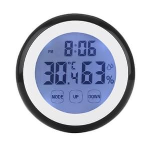 High Precision Indoor Electronic Thermometer(Black)