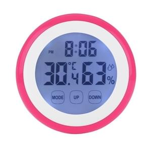 High Precision Indoor Electronic Thermometer(Rose Red)