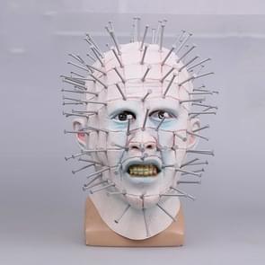 Halloween hoed Hellraiser eng pinhead maskers grimace monster volwassen cosplay