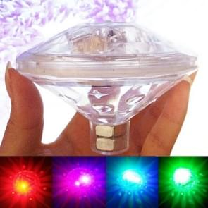 Fashion Bath Light Show IP67 Waterproof Underwater RGB LED Color Changing Glowing Lamp with 7-modes