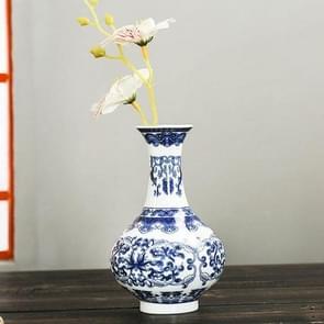 Muur opknoping bloem antieke Jardiniere Keramische Vaas Home Decoratie (Style Four)