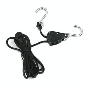 Auto Recess Repair Met Ondersteunende Hengel Schorsing Rope Fastening Rope Deur Reparatie Telescopische Rope