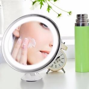 Touch Light Makeup Mirror Bathroom Countertop Mirror