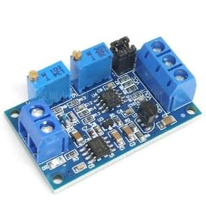 Stroom naar Voltage Module 0 / 4-20mA tot 0-3.3V5V10V Voltage Transmitter Signal Conversion Conditioning Adapter