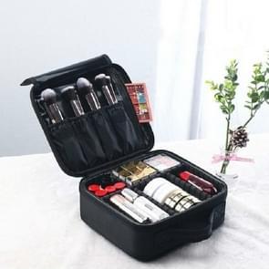 Make-up tas borduurwerk Manicure Draagbare Clapboard Toolbox  Grootte: Mini