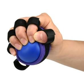 Vijf-vinger Grip Ball Finger Revalidatie Training Grip Device Grip Ring