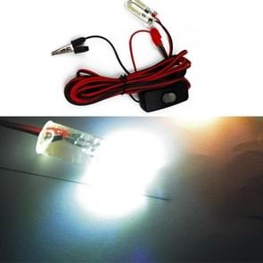 48 LEDs Underwater Submersible Night Fishing Light(White Light)