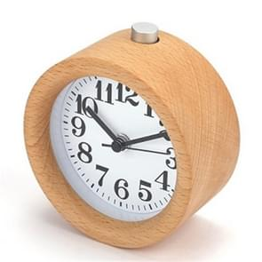 Student Creative Bedside LED Clock Mute Personality Snooze Small Alarm Clock