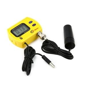 pH Meter with backlight pH-991 tester Durable Acidimeter tool temp monitor for Aquarium swim pool water