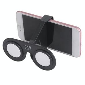 Portable Mini VR 3D Virtual Reality Glasses Suitable for 4.0-6.5 inch Phone