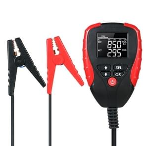 Digital 12V Car Battery Tester CCA Mode AnalyzerAutomobile Vehicle Battery Diagnostic Tool