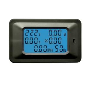 100A Household Multifunctional Watt-hour Meter AC Digital Voltage and Current Meter Power Monitor