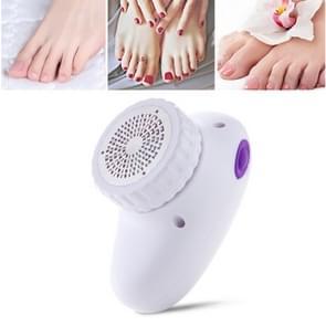 Ergonomic Design Multifunctional Exfoliating Scrub Peeling Callus Scraper Electric Foot Grinder