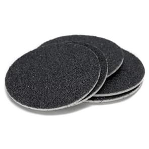 60 PCS Replacement Sandpaper Disk for Electric Foot Polisher, Specification:80 Mesh(Medium Sand)