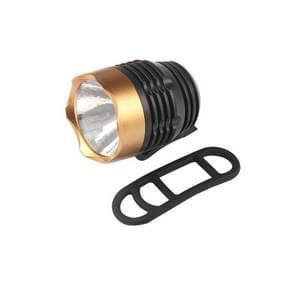 Fietsen Q5 LED 3 modi voor licht koplamp koplamp zaklamp waterdicht voor Mountain racefiets (zwart goud)