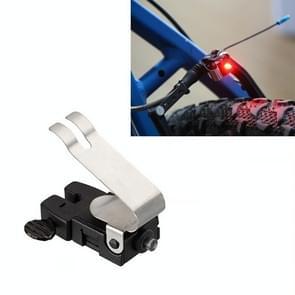 Mini Brake Bike Light Universal Mount Tail Rear Cycling LED Light High Brightness Waterproof Cycling Accessories