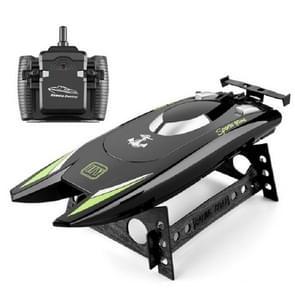 Kinderen Water Speelgoed High-speed Remote Control Boat 7.4 V Grote capaciteit Batterij Speed Boat Racing Boat (Zwart)